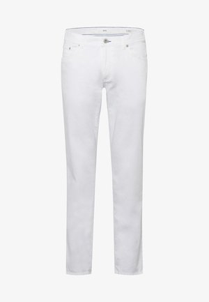 STYLE COOPER FANCY - Trousers - white