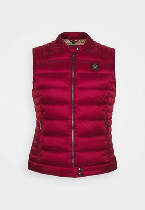 DREW GILET - Vest - biking red