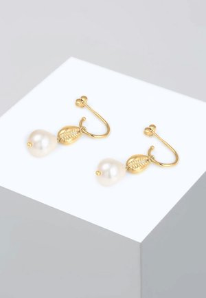 Pendientes - gold-colored