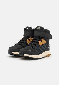 adidas Performance - Śniegowce - core black/grey six/mesa - 1