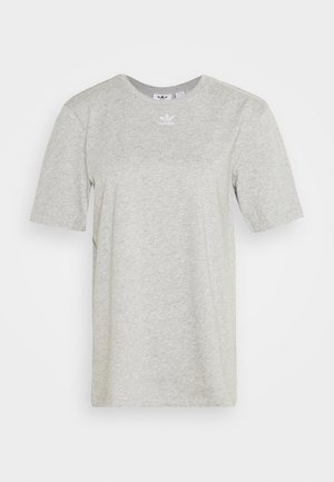 T-SHIRT - T-shirt con stampa - medium grey heather