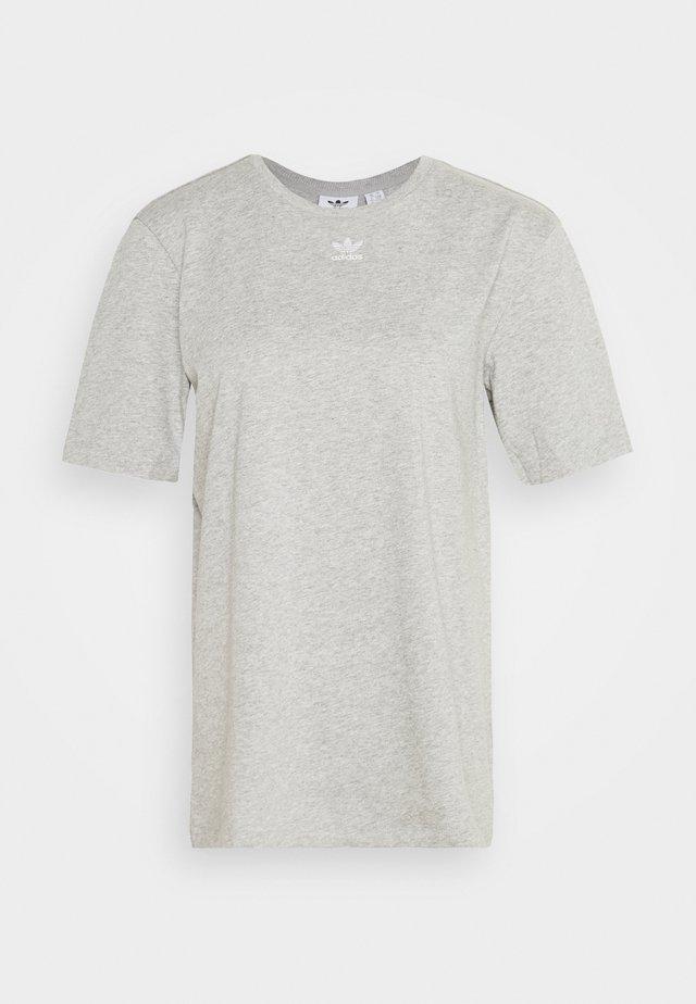 T-SHIRT - Print T-shirt - medium grey heather