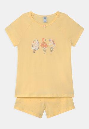 Pyžamová sada - light yellow