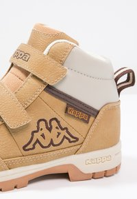 Kappa - BRIGHT MID - Vinterstøvler - beige - 5