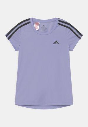 UNISEX - Print T-shirt - violet ton/legend ink