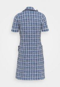sandro - LUDIVINE - Day dress - bleu - 1