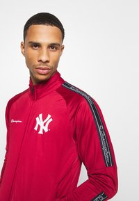 Champion - NEW YORK YANKEES TRACKSUIT - Equipación de clubes - red - 5
