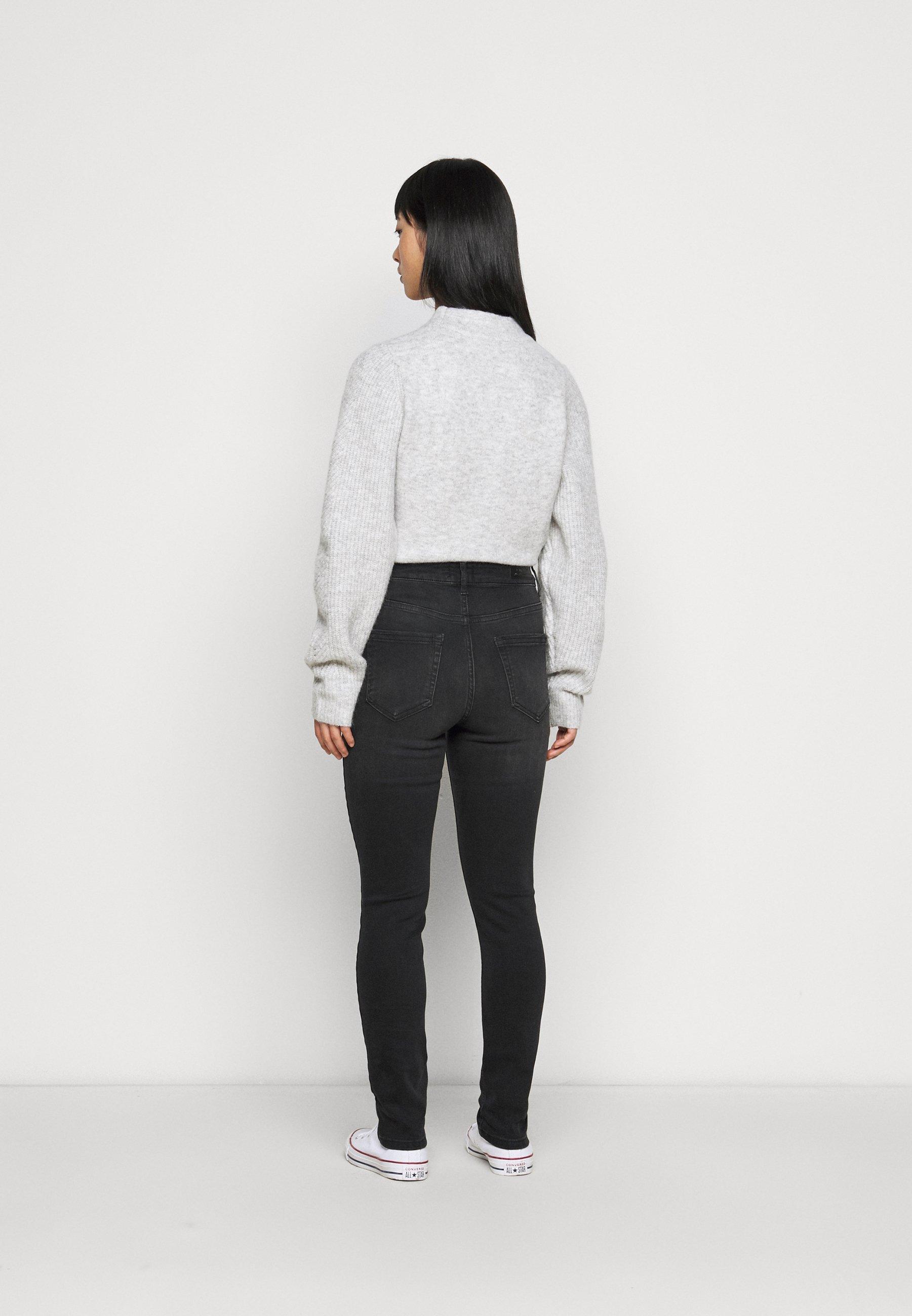 Women ONLBLUSH BUTTON  - Jeans Skinny Fit