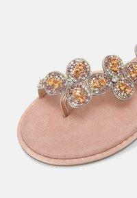 KHARISMA - T-bar sandals - rosa - 5