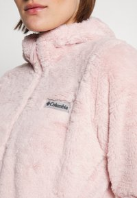 Columbia - BUNDLE UP™ HOODED - Hoodie - mineral pink - 4