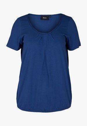 Blouse - twilight blue