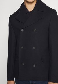 Isaac Dewhirst - PEA COAT - Lehká bunda - dark blue - 5