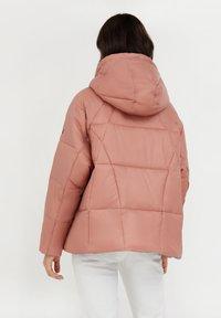 Finn Flare - Winter jacket - light pink - 2