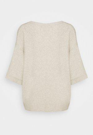 MELISSA - T-shirts med print - light beige