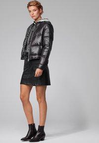 BOSS - BISARA - A-line skirt - black - 1