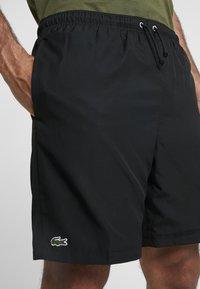 Lacoste Sport - HERREN SHORT - kurze Sporthose - noir - 4