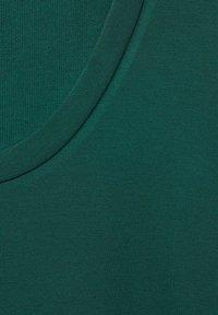 Street One - T-shirt basic - grün - 4