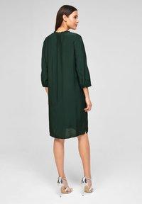 s.Oliver BLACK LABEL - Day dress - leaf green - 2
