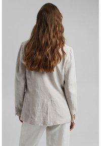 Esprit - Short coat - light beige - 2