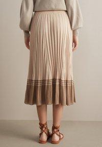 Falconeri - A-line skirt - naturale - 1