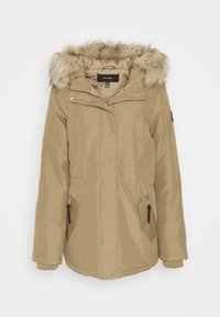 VMEXPEDITIONHIKE - Winter coat - sepia tint