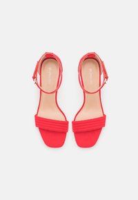 Even&Odd Wide Fit - Sandales - red - 4