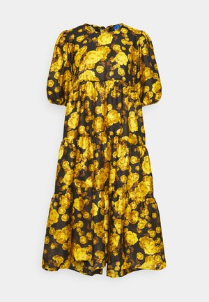 LILICRAS DRESS - Day dress - yellow