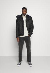 G-Star - ATTACC HEATSEAL QUILTED - Light jacket - namic heatpress padded black - 1