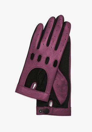Fingerhandschuh - berry