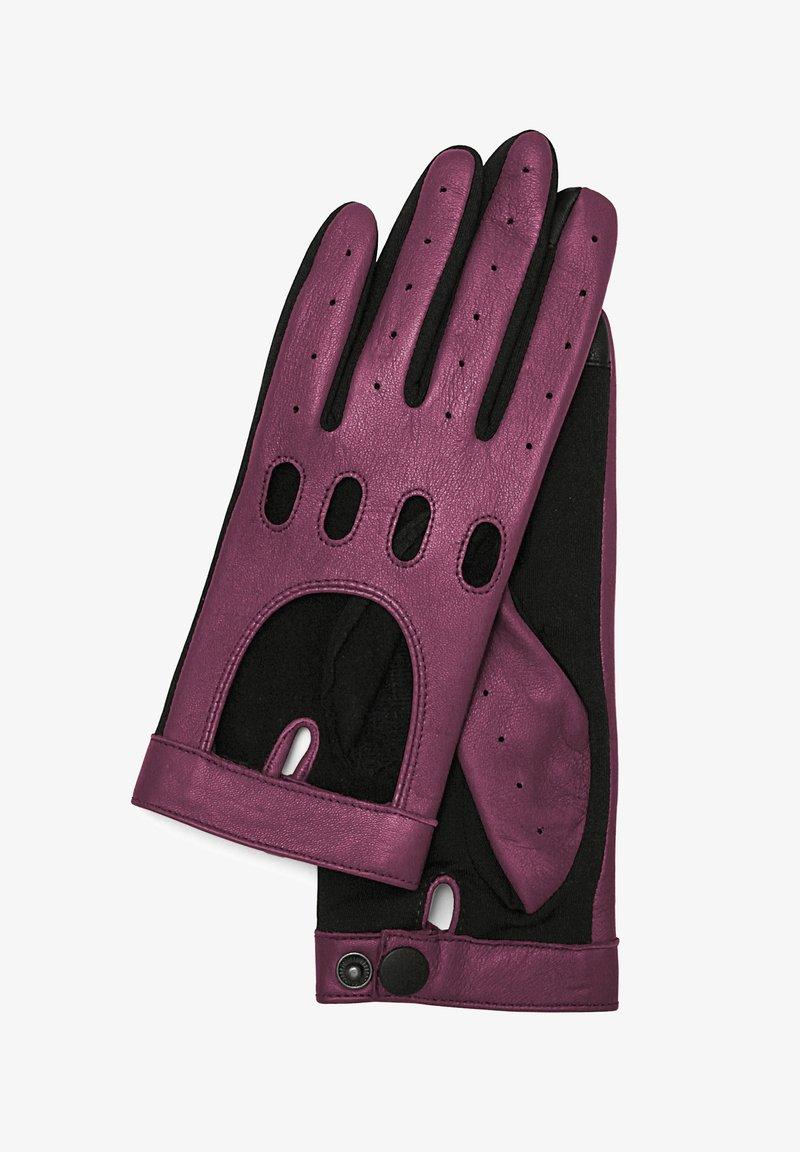 Kessler - Gloves - berry