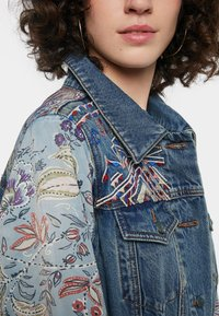 Desigual - MEMPHIS - Denim jacket - blue - 3