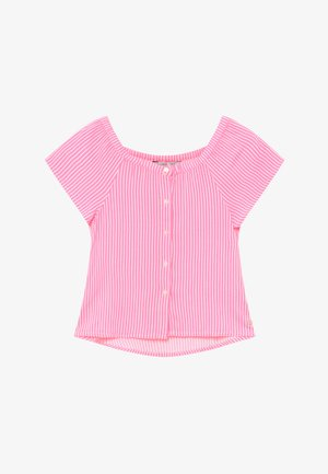 ISABELLA - Blouse - pink fluor