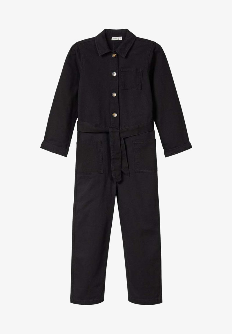 Name it - Jumpsuit - black denim
