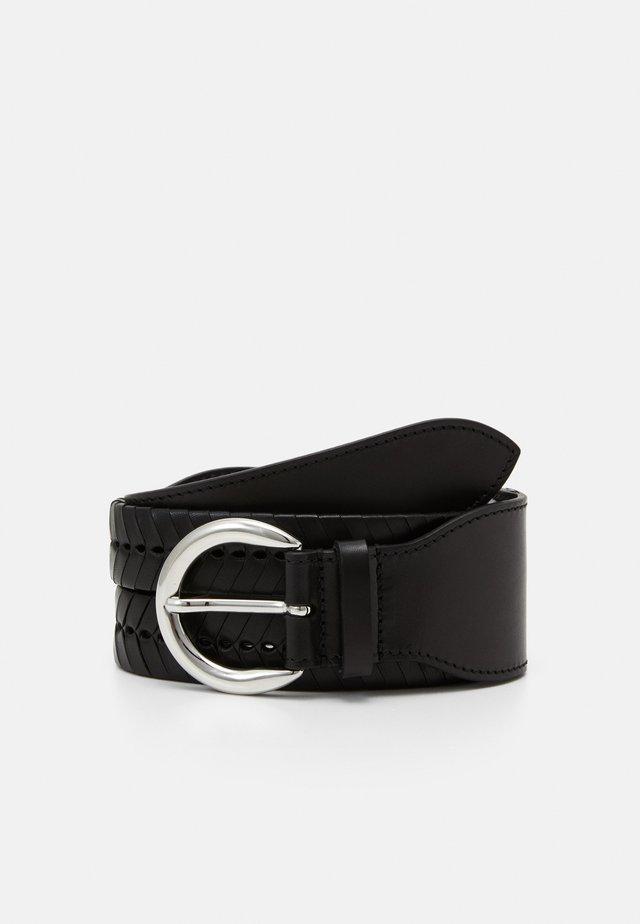 SANCY - Waist belt - black