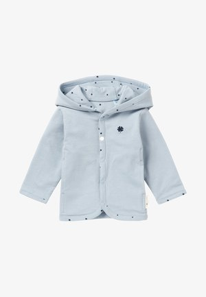 NUORO - Zip-up hoodie - grey blue