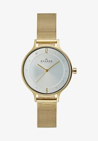 Skagen - Watch - gold-coloured - 2