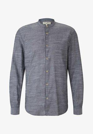 Overhemd - navy chambray