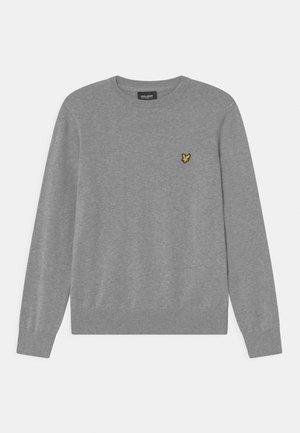 CREW NECK  - Jersey de punto - vintage grey heather