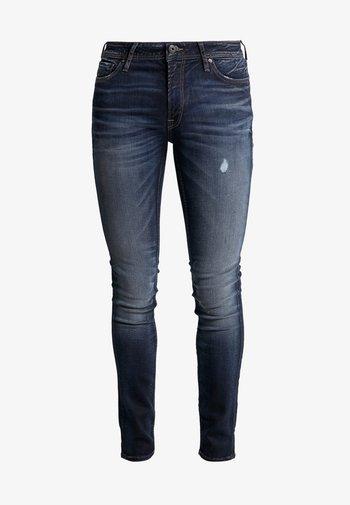 JJILIAM JJORIGINAL  - Jeansy Skinny Fit - blue denim