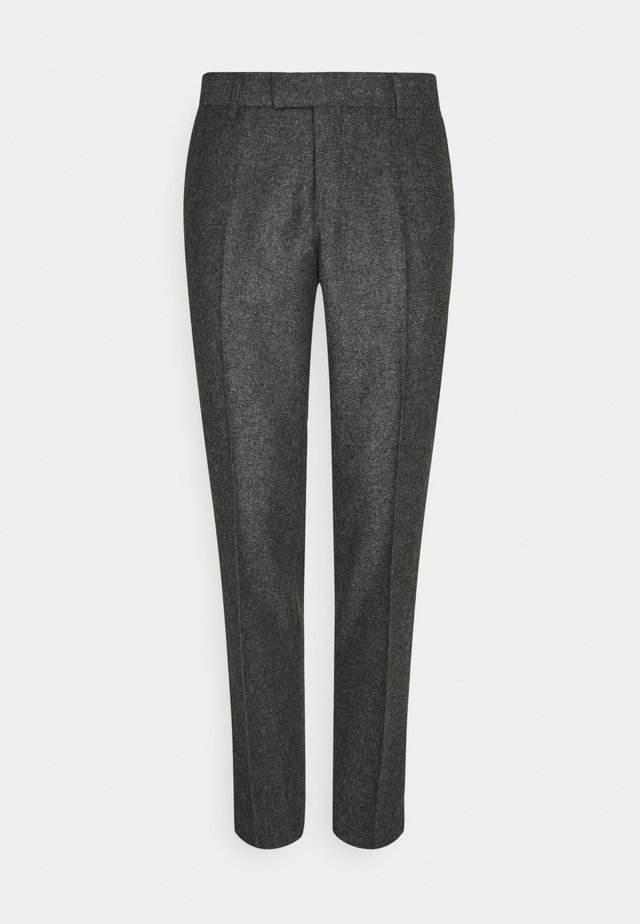 TORDON - Pantalon de costume - mottled grey