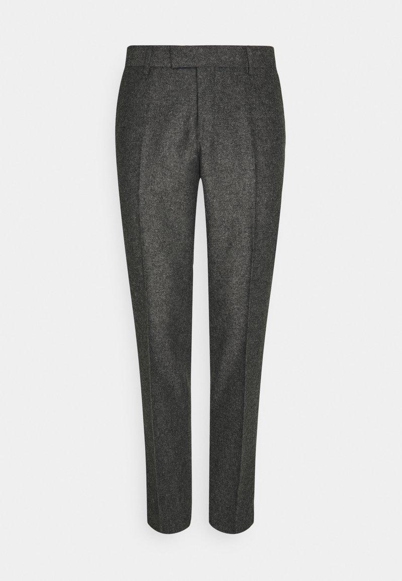 Tiger of Sweden - TORDON - Suit trousers - mottled grey