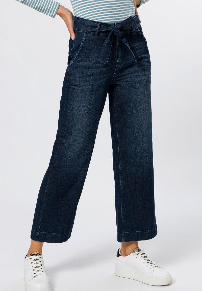 zero - Straight leg jeans - mid blue authentic wash