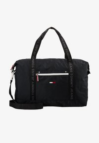 Tommy Jeans - COOL CITY DUFFLE - Weekend bag - black - 6