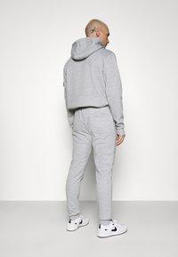 Brave Soul - TYRELLC - Pantalon de survêtement - grey marl/ jet black - 2