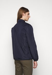 Polo Ralph Lauren - PLAINWEAVE COACHS JACKET - Summer jacket - aviator navy - 2