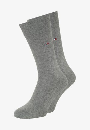 CLASSIC 2 PACK - Calcetines - middle grey melange