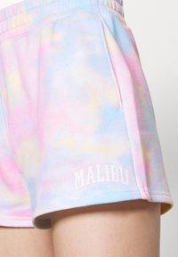 Hollister Co. - Shorts - tie dye wash effect - 4