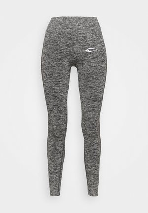 SEAMLESS LEGGINGS CATCH - Leggings - anthrazit