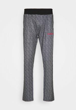 TROUSERS - Pantalon classique - anthracite