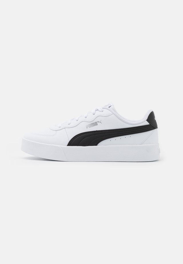 SKYE CLEAN - Trainers - white/black